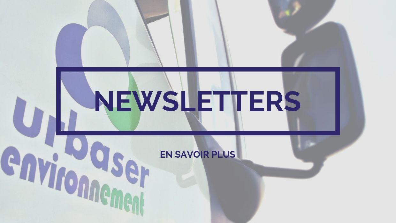 Urbaser Environnement - Newsletters
