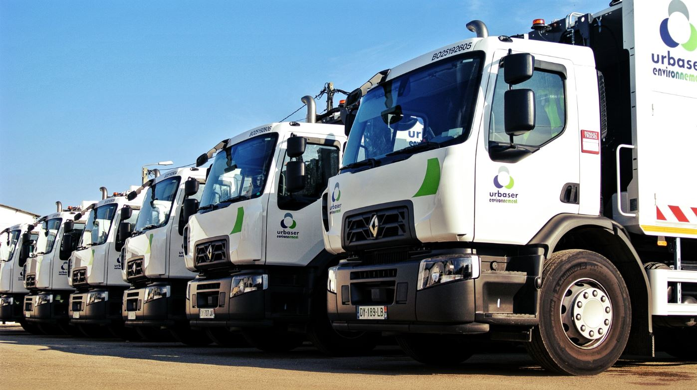 "Urbaser Environnement signs its 40th contract in the field of waste collection and cleaning Services with the ""Métropole du Grand Poitiers"""